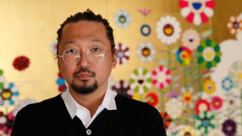 تاکاشی موراکامی هنرمند خلاق معاصر ژاپن