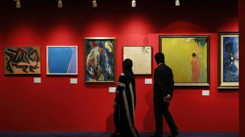 اروپایی ها به دنبال هنر خاورمیانه