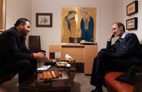 گفتگو با استاد محمد شهبازی خوشنویس معاصر