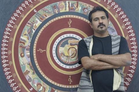 گفتوگو با احمد کارگران درباره نمایشگاه سودای هرمز