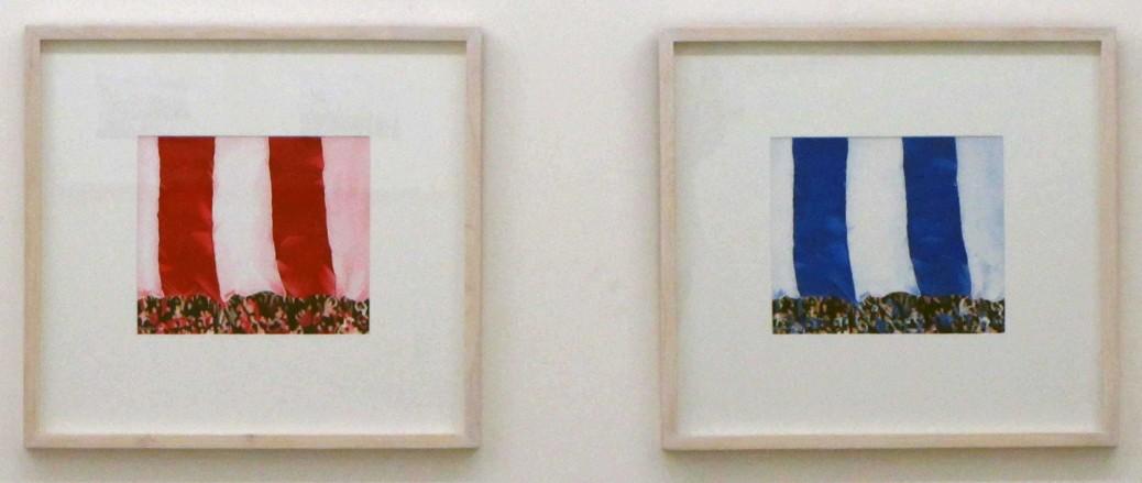 نمایشگاه خاطره جمعی در گالری اعتماد2