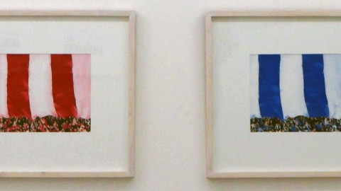 """مروری بر نمایشگاه """"خاطره جمعی"""" در گالری اعتماد 2"""