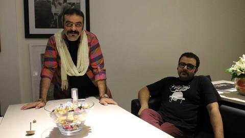 گفتوگو با روزبه روزبهانی و حمید جانیپور دربارهی نمایشگاه عکس «سوگواری برای خواهر مرده» در گالری مهروا