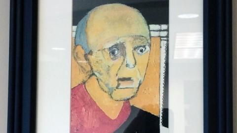 پرتره های ویلیام اوترمولن در زمان آلزایمر