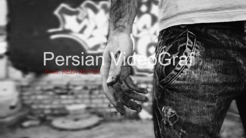 دیوارنگاری خلیج فارس توسط کاشان گرافیتی