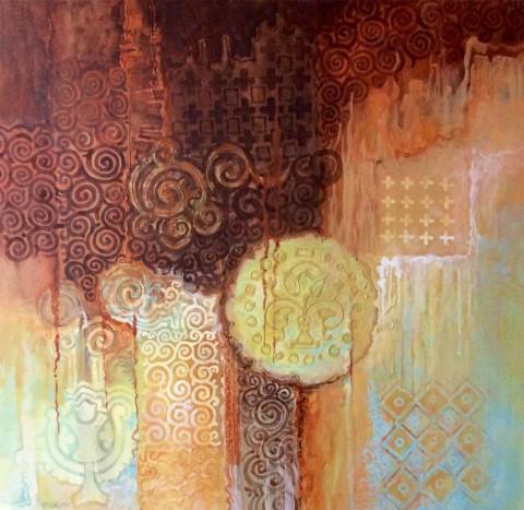 نقاشی های عبدالحسین بنافیان