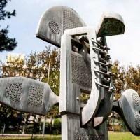 مجسمه های شهری پرویز تناولی