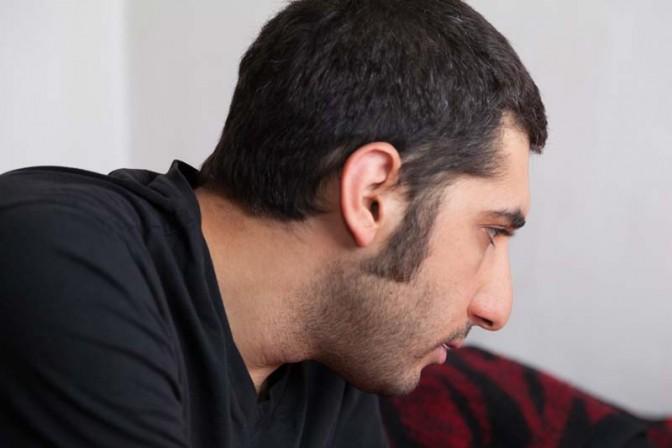 گفت و گو با آریا تابندهپور