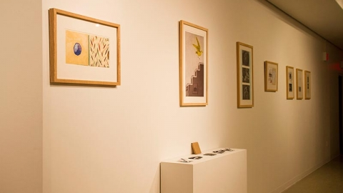 برنامه گالری های تهران | آدینه 18 اردیبهشت ماه 1394