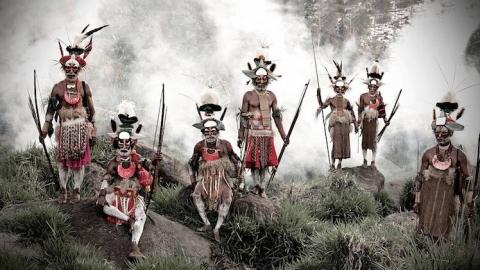 قبایل ناپدید شده دنیا – جیمی نلسون