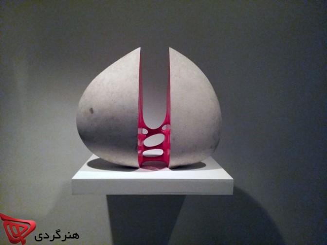 مروری بر آثار علی هنرور در گالری محسن