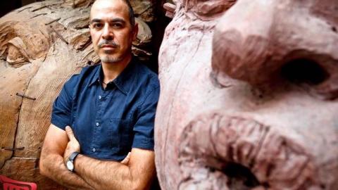 خاویر مارین هنرمند مکزیکی