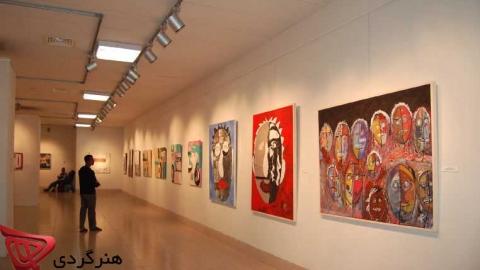 برنامه گالری های تهران | آدینه ۱۵ آبان ۱۳۹۴