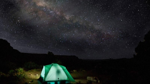 چکیدهای درباره عکاسی نجومی