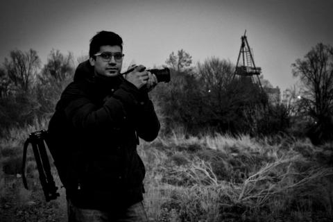 گفت و گو با سعید زلفی هنرمند عکاس