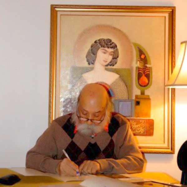علی اصغر معصومی نقاش