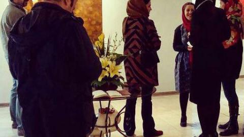 نمایشگاه انفرادی نقاشی مجید فرهادی در گالری علیها