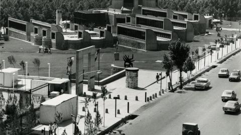 مروری بر کارنامه موزه هنرهای معاصر تهران