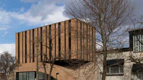 معرفی طرحی از دفتر معماری ترمه