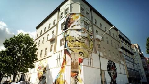موزه هنرهای خیابانی برلین در راه است