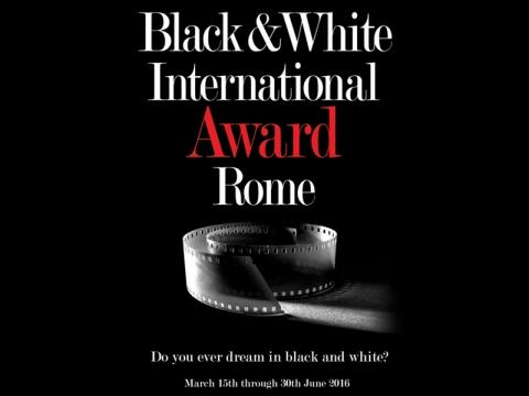 مسابقه عکاسی سیاه و سفید رم