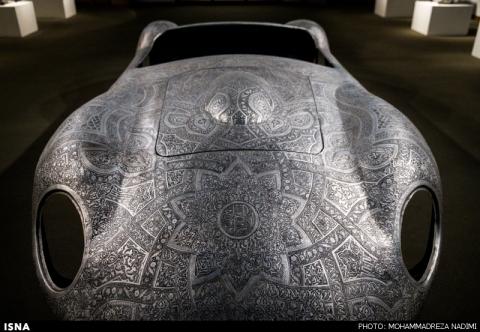 گذری کوتاه بر نمایشگاه ویم دلووی در موزه هنرهای معاصر تهران