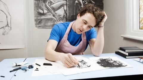 مدیریت مالی برای هنرمندان: چگونه بدون فروش همه چیز خوب باشد