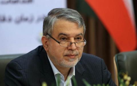 وزارت ارشاد از امروز رسما صالحی را بر صندلی ریاست خود دید