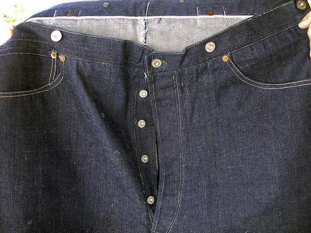 حراج شلوار جین عتیقه لیوایز