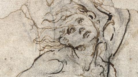 طراحی ۱۶ میلیون دلاری لئوناردو داوینچی در پاریس پیدا شد!