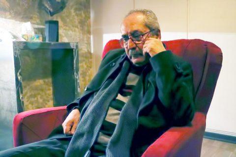 مصاحبه با استاد ابراهیم حقیقی گرافیست، فیلم ساز، مدرس