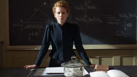 زندگی نامه ماری کوری بر پرده سینما