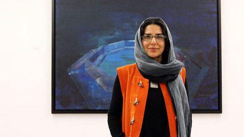 موزه هود محل نمایش آثار بهار بهبهانی نقاش ایرانی