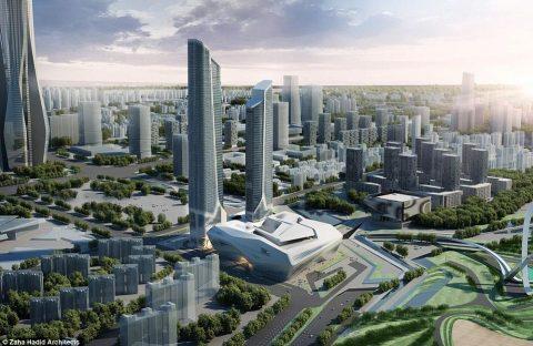 طراحی های مهم معماری در سال ۲۰۱۷ کدامند؟