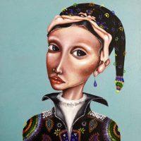 نمایشگاه سارا اشرفی