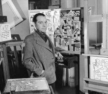 نمایشگاه آثار نقاش مدرن آمریکایی، استیوارت دیویس در موزه هنرهای زیبای سانفرانسیسکو
