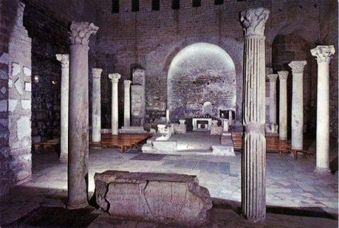بازگشایی سردابه های دومیتیلا در شهر رم، پس از سالها مرمت