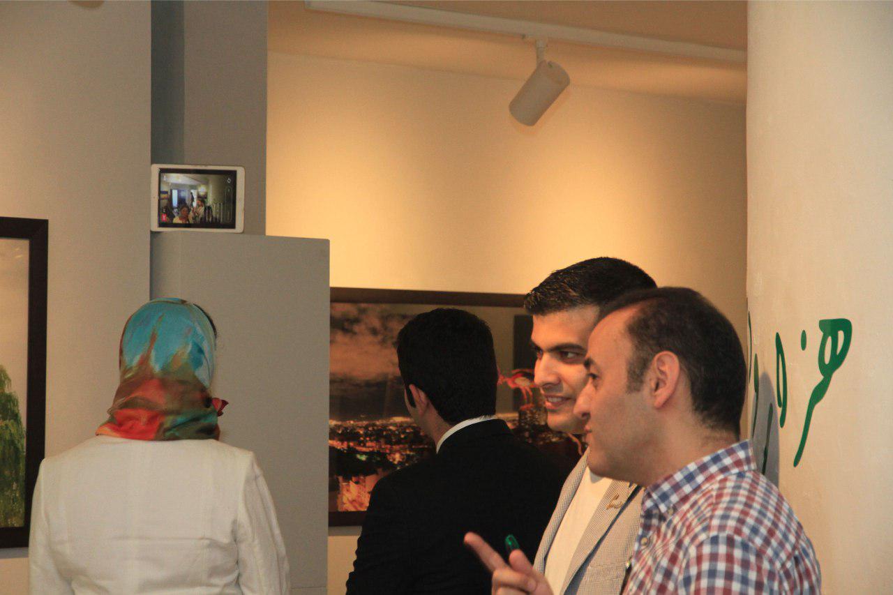 گفتگو با فراز حبیب اللهیان هنرمند عکاس