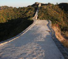 دیوار بزرگ چین مرمت میشود