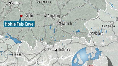 ثبت جهانی غار های شگفت انگیز آلمان به عنوان میراث فرهنگی جهان یونسکو
