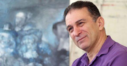 """""""خزان"""" کریم نصر در گالری بن به نمایش در آمد"""
