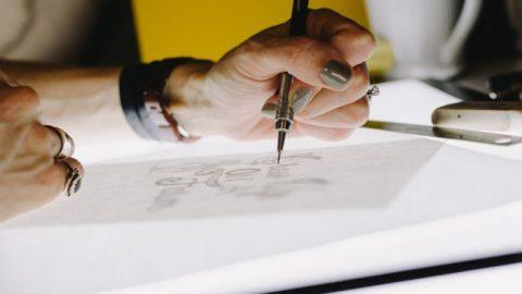 طراحی فونت قسمت دوم – اسکیس اولیه