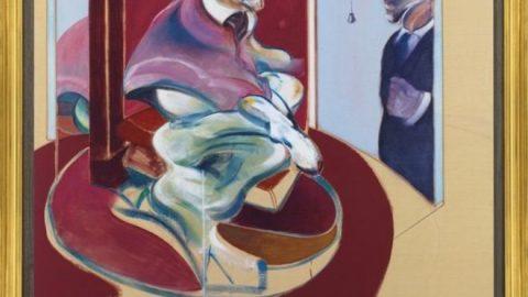 رونمایی از نقاشی دیده نشده فرانسیس بیکن پس از ۴۵ سال