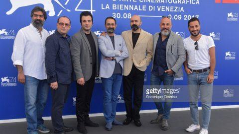 درخشش بدون تاریخ، بدون امضاء در جشنواره فیلم ونیز