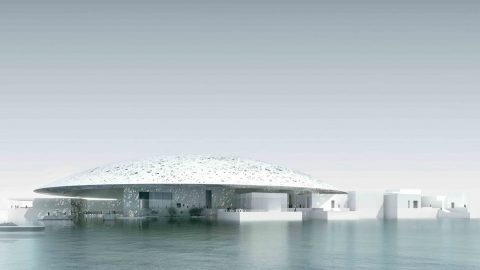موزه لوور ابوظبی به زودی گشایش مییابد