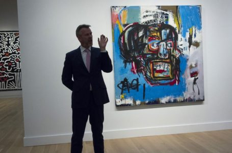 پیشتازی هنرمند چینی در حراج هنری نیویورک