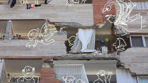 واکنش هنرمندان تجسمی و گالری ها به زلزله کرمانشاه