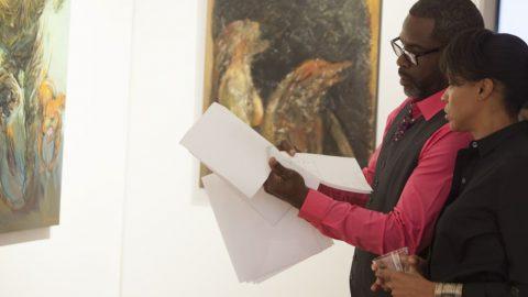 چرا باید از گالری اثر هنری بخریم؟