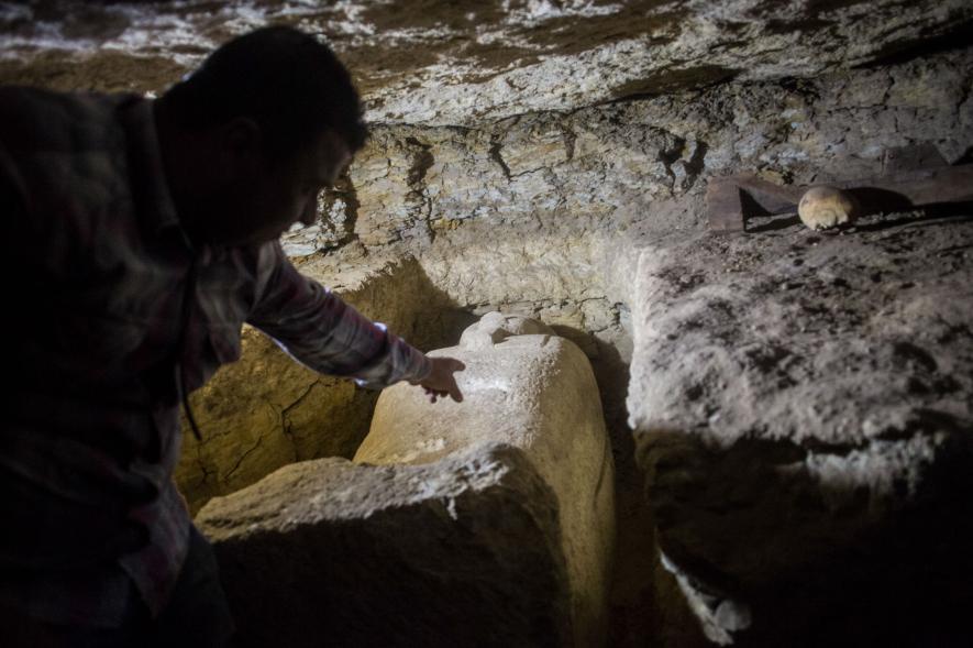 مردگان باستانی مصر سال نو را تبریک گفتند