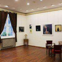 نمایشگاه جشنواره هنر ایران در پاریس